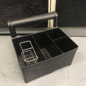 Other - Hot tool organizer caddy get ready tray hanging